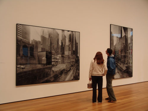 <i>7 August 2001 - 7 June 2004</i>, 2004. Michael Wesely