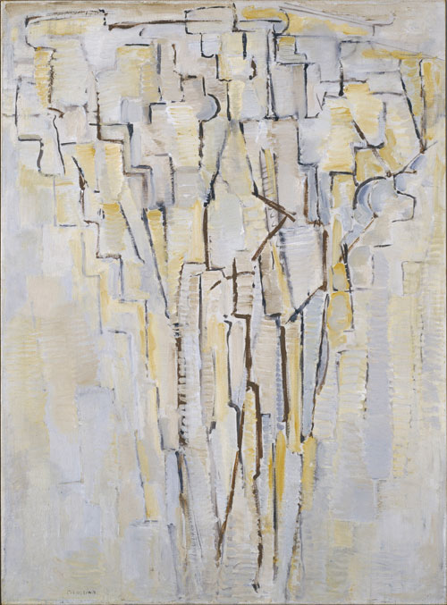 Piet Mondrian. The Tree A, c1913. Tate. © 2014 Mondrian/Holtzman Trust c/o HCR International USA.