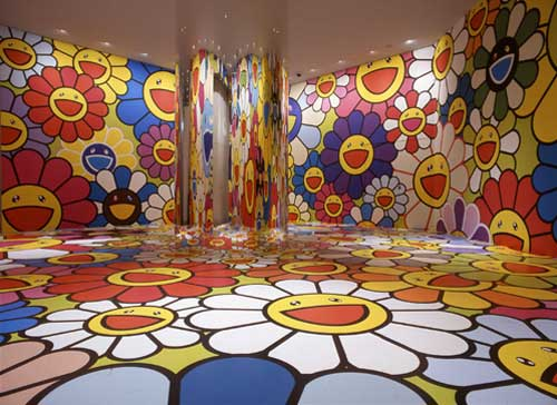 From Mori Art Museum Inaugural Exhibition, <i>Happiness</i> 