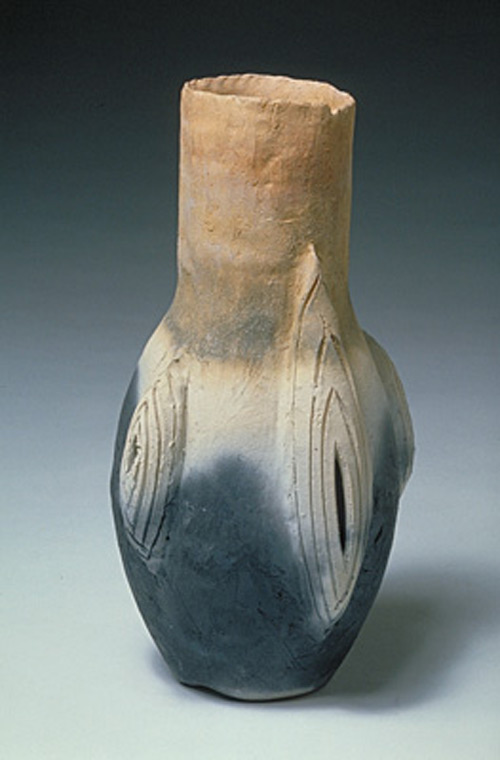 Sana Musasama. House Series #5, 1978-1985. Vessel Pottery, undated.