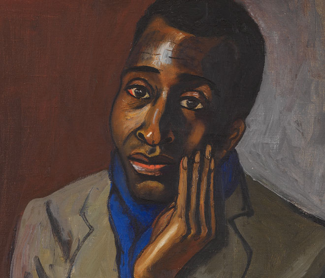 With an uncompromising certainty of vision, Alice Neel paints individuals, capturing not only their physical likeness and inner character, but also the zeitgeist