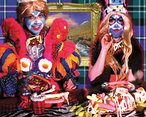 Rachel Maclean. <em>Tae Think Again,</em> 2008. Video, 10 min. Courtesy the artist and New Contemporaries.