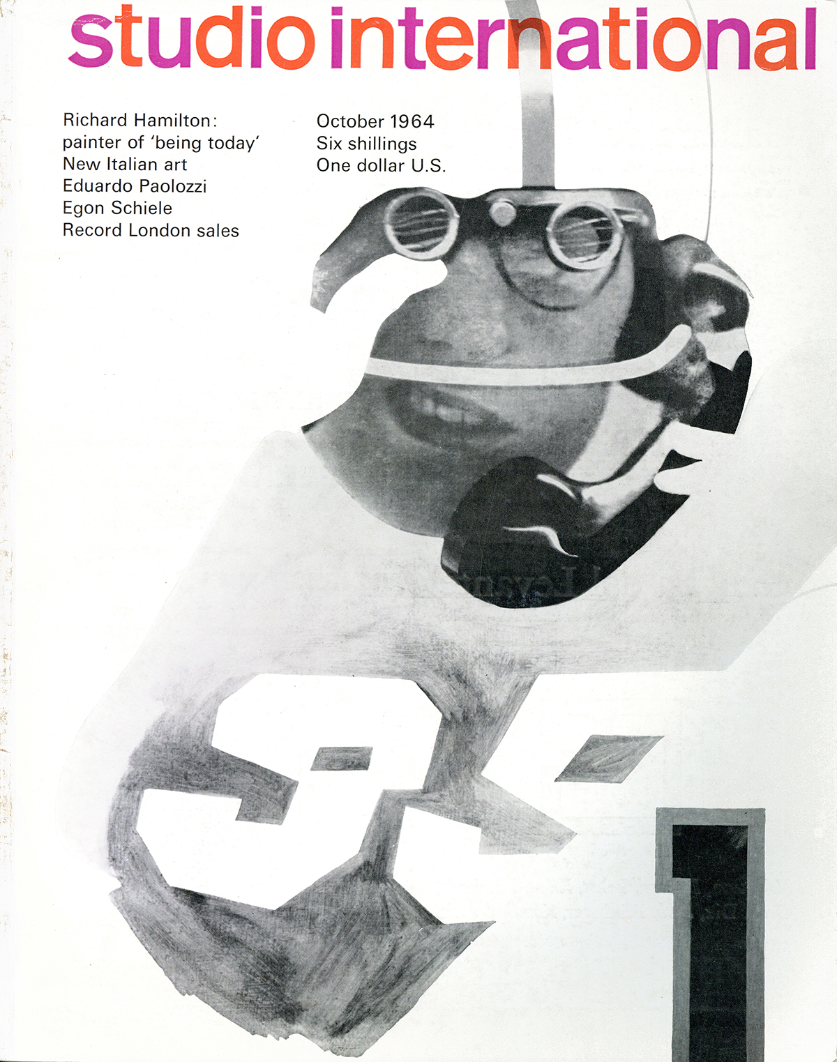 Studio International, Vol 168, No. 858, October, 1964.