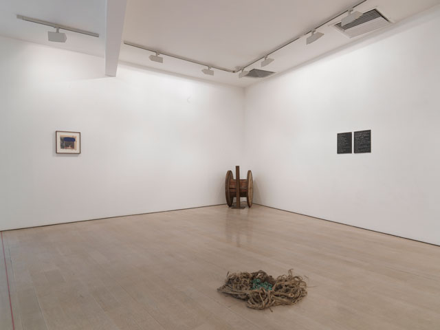 Lucia Nogueira, gallery view © The Estate of Lucia Nogueira, courtesy Annely Juda Fine Art and Anthony Reynolds Gallery, London.
