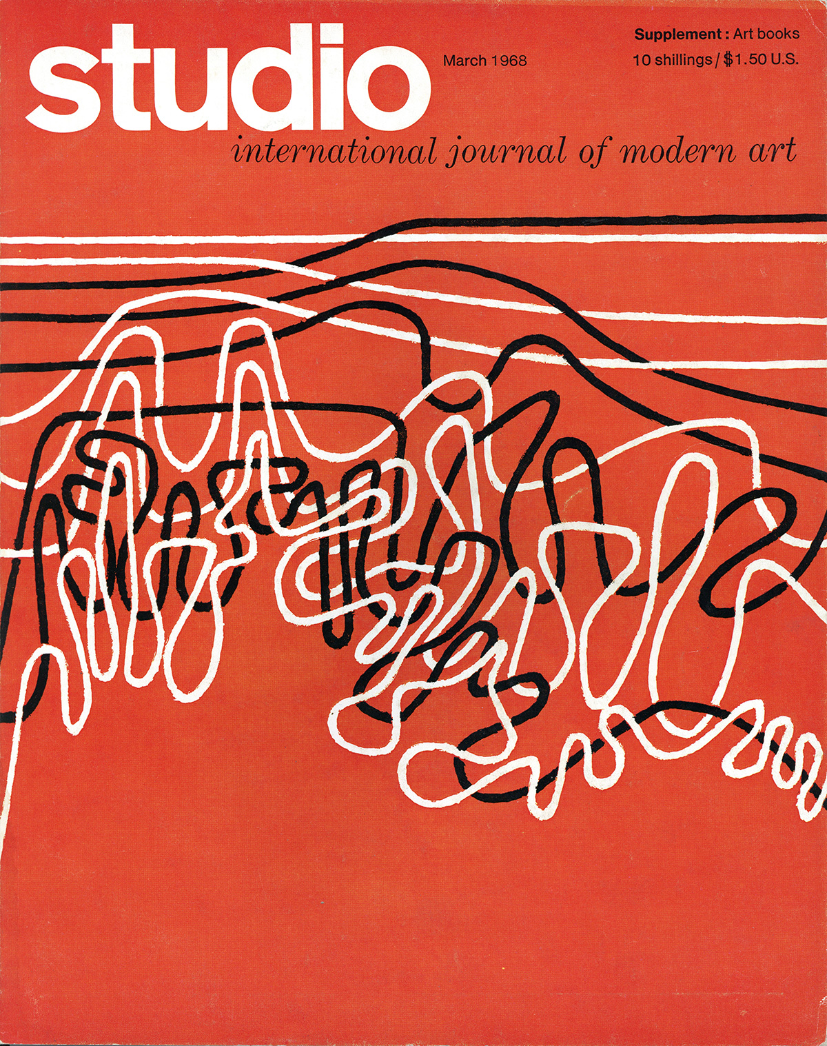 Studio International, Vol 175, No 898, March 1968
