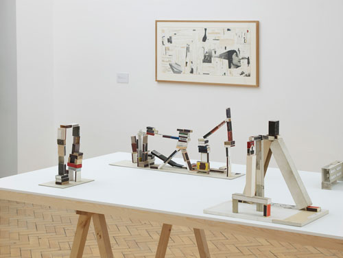Jockum Nordström. Installation view 2. © The artist. Courtesy, Camden Arts Centre, London. Photograph: Andy Keate.