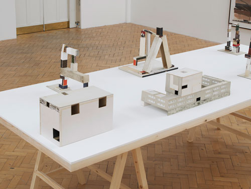 Jockum Nordström. Installation view 3. © The artist. Courtesy, Camden Arts Centre, London. Photograph: Andy Keate.