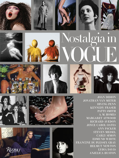 <em>Nostalgia in Vogue</em> book cover