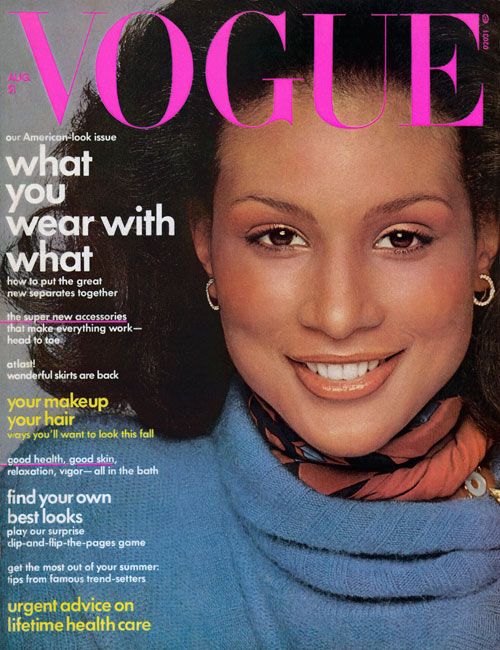 Beverly Johnson cover.