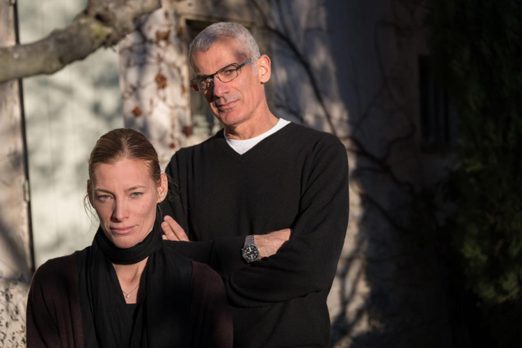 Zoé Ouvrier and Arik Levy. © Photo: Nelo Hagen, 2019.