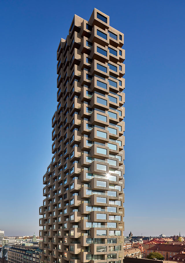The sky's the limit: OMA and Bjarke Ingels reinvent ...