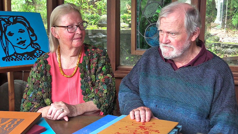 Nicolas and Frances McDowall started the Old Stile Press almost 40 years ago. They talk to Studio International about the many and varied books they have produced in that time