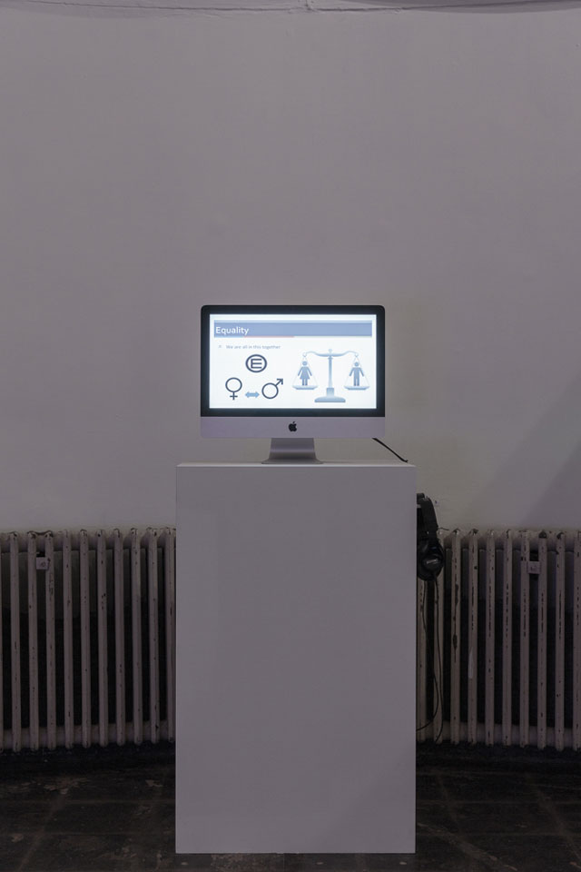 Amalia Ulman. Excellences & Perfections - Do You Follow? (ICA Offsite), 2014. Digital video, 11:25 min. Photograph: Tim Bowditch.