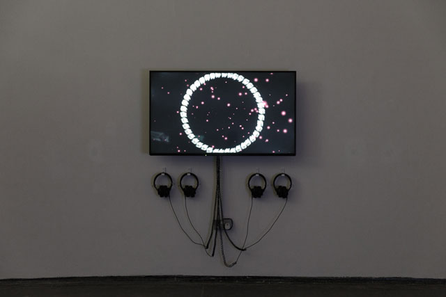 Cecile B. Evans. The Brightness, 2013. Stereoscopic 3D digital video, 4:48 min. Photograph: Tim Bowditch .