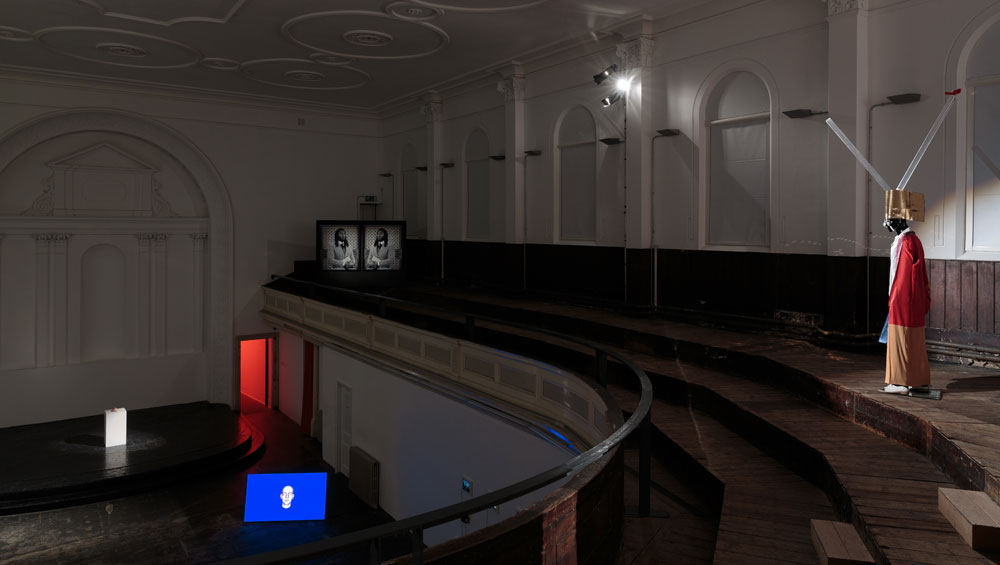 The Zabludowicz Collection sets the stage for a shrewd reflection on the real versus the created self in the modern age
