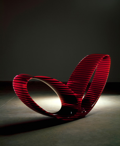 Ron Arad. Oh Void 1, 2006. 