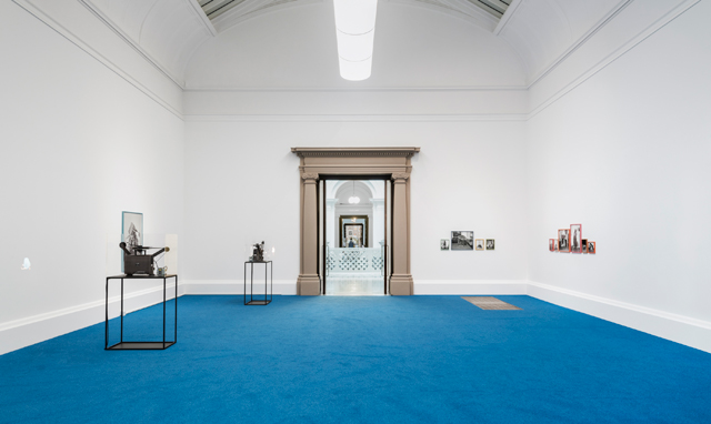 Installation view of Art Now: Joanna Piotrowska: All Our False Devices at Tate Britain. Photo: Tate Photography (Matt Greenwood).