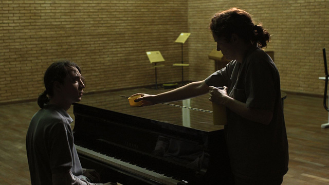 The Tuner (O Afinador), 2012. Brazil. Fiction, drama. 12 min, HD. © Matheus Parizi, Fernando Camargo, Marcelo Tomasini.