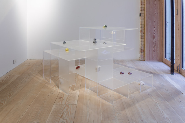 Power play, 2019, installation view, 25 January - 16 March 2019. Photo: Tim Bowditch. Courtesy Delfina Foundation, Korean Cultural Centre UK, and SongEun ArtSpace.