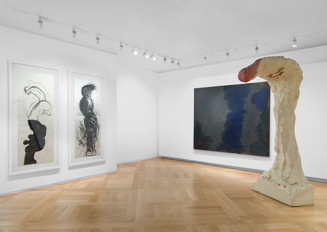 Michelangelo Pistoletto: Origins and Consequences, installation view, Mazzoleni, London, 27 September - 15 December 2018. Courtesy Mazzoleni.