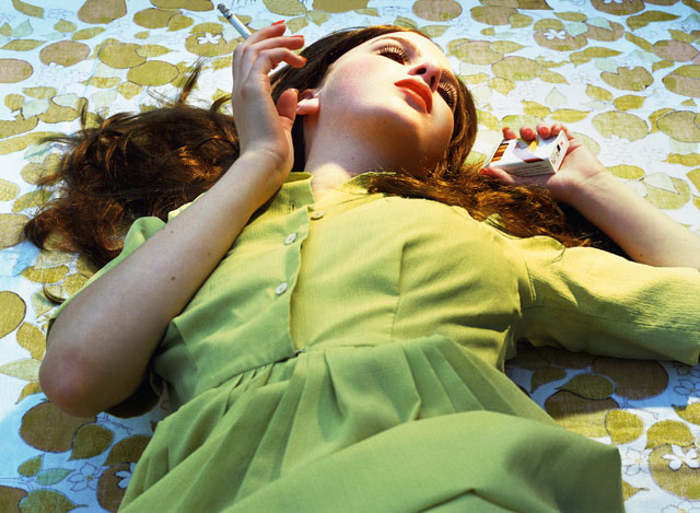 Alex Prager. The Big Valley: Desiree, 2008. © Alex Prager Studio and Lehmann Maupin, New York and