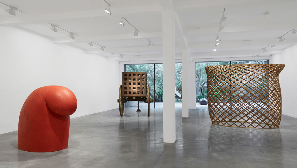 This retrospective is nicely paced to reflect the breadth and depth in Martin Puryear's sculptures, which draw you in with their physical and aesthetic seductions, all the better to unsettle and undermine you with the slow reveal of their ambiguities