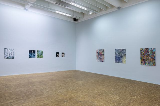 A Painter's Doubt, Salzburger Kunstverein 2017, exhibition view. Photograph: Andrew Phelps,