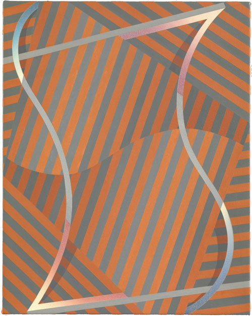 Tomma Abts. Zebe, 2010. © Tomma Abts.