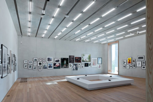 Installation view, Pérez Art Museum Miami. Photograph: Daniel Azoulay photography.