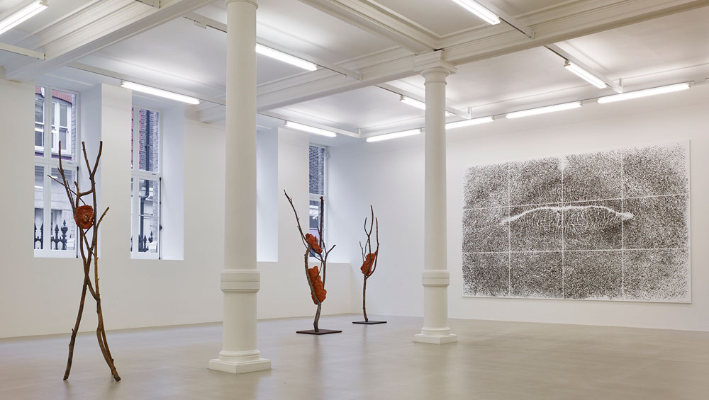 Although he may not initially seem to possess the radicalism of his arte povera contemporaries, the Italian artist's work abounds with mellow fruitfulness and measured contemplation