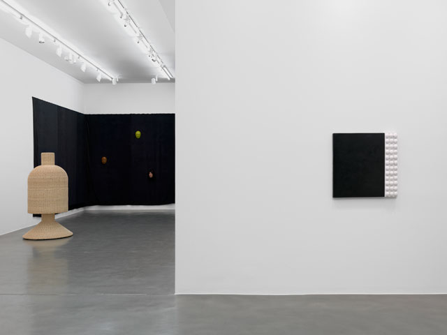 Mai-Thu Perret. Zone. Installation view, Simon Lee Gallery, London, 2017.