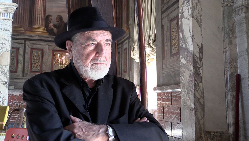 In the startlingly altered states of Blenheim Palace, the multifarious Michelangelo Pistoletto spoke to Studio International about the history of time as captured in his Mirror Paintings, his rejection of the concept of a signature style, and the conviction that art can transform life