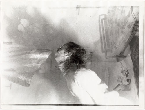 Sigmar Polke. Untitled, c1975. Gelatin silver print, 7 1/16 x 9 7/16 in (18 x 23.9 cm). The Museum of Modern Art, New York. Acquired through the generosity of Edgar Wachenheim III and Ronald S. Lauder © 2014 Estate of Sigmar Polke/ Artists Rights Society (ARS), New York / VG Bild-Kunst, Bonn.