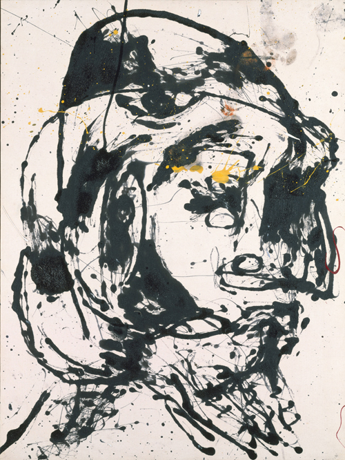 Jackson Pollock. Number 7, 1952. © The Pollock-Krasner Foundation ARS, NY and DACS, London 2015.