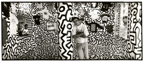 Keith Haring. 