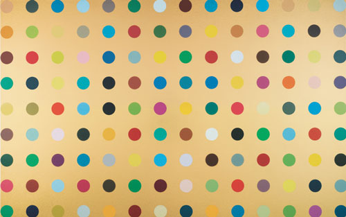 Damien Hirst. 