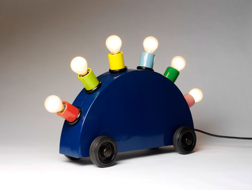 <p>Martine Bedin. <em>Super Lamp</em>. © Victoria and Albert Museum, London.