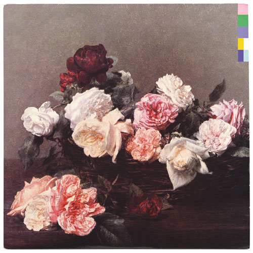 <p>Peter Saville. <em>Power, Corruption & Lies album cover for New Order,</em> 1983. © Peter Saville.