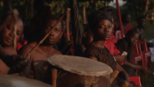 Akosua Adoma Owusu. Stills from Kwaku Ananse, 2013. Single channel film projection, duration: 25 min. Courtesy the artist.