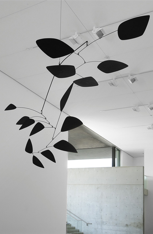 Alexander Calder. The Y, 1960. The Menil Collection, Houston. © 2015 Calder Foundation/Artists Rights Society (ARS), New York.