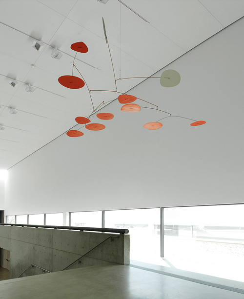 Alexander Calder. Black, White, and Ten Red, 1957. National Gallery of Art, Washington. © 2015 Calder Foundation/Artists Rights Society (ARS), New York. Photograph © 2015 Alise O'Brien Photography.