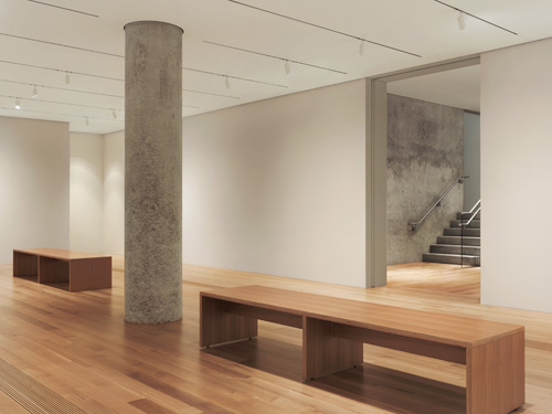 Gallery F, Pulitzer Arts Foundation. Photograph: Alise O'Brien Photography.
