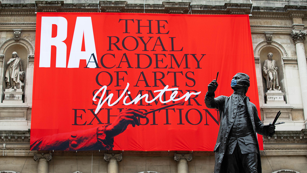 Royal Academy of Arts Summer Exhibition, London, 6 October 2020 – 3 January 2021.