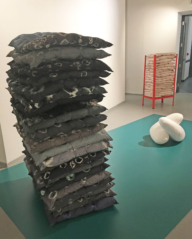 Veronica Ryan. Layered, Strata, 2017. Photograph: Veronica Simpson.