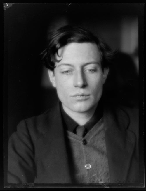 Alvin Langdon Coburn. <em>Duncan Grant. </em>&copy; George Eastman House, International Museum of Photography and Film.