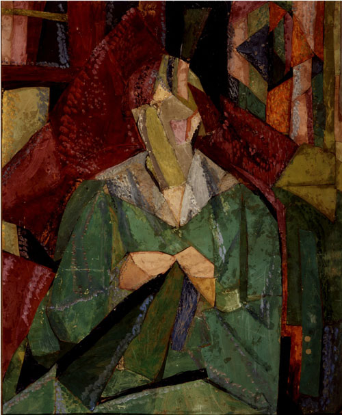 Vanessa Bell. <em>Portrait of Molly MacCarthy</em>, 1914&ndash;15. Private Collection. &copy; Estate of Vanessa Bell, courtesy Henrietta Garnett.