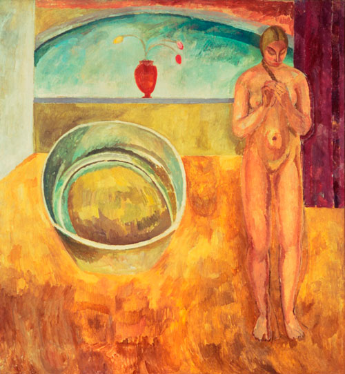 Vanessa Bell. <em>The Tub</em>, 1917. <em>&copy; </em>Tate, London, 2010/&copy; Estate of Vanessa Bell, courtesy Henrietta Garnett.