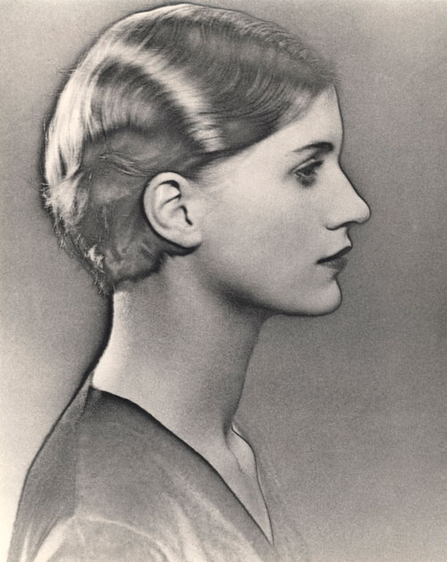 Man Ray. Solarised Portrait of Lee Miller, c1929. The Penrose Collection. Image courtesy the Lee Miller Archives.