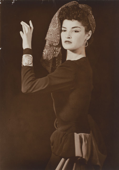 Man Ray. Juliet, 1947. Collection Timothy Baum, New York.