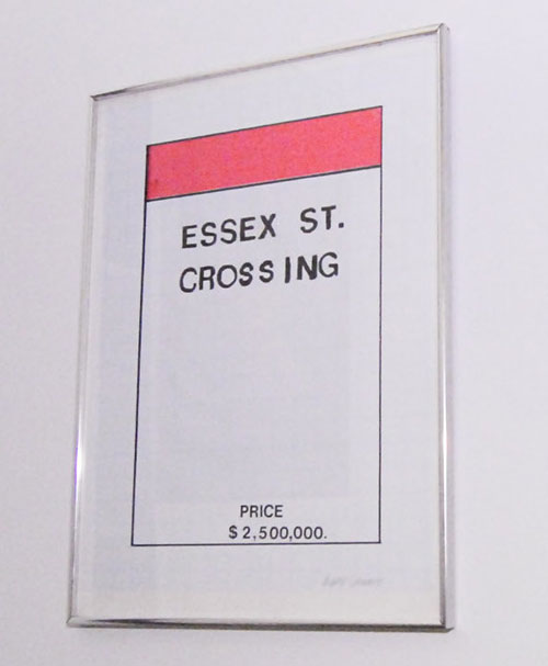 Gregory Lehmann, Essex St. Crossing. The Real Estate Show, What Next: 2014, Cuchifritos